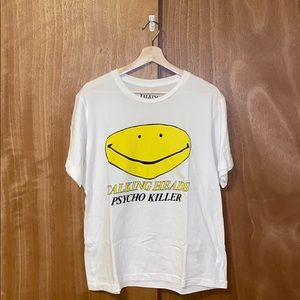 Vintage Talking Heads Psycho Killer T Shirt